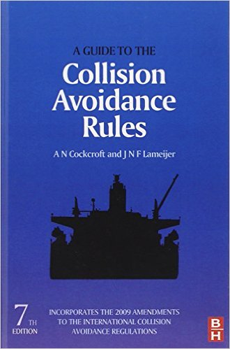 Click Here to Purchase A Guide to the Collision Avoidance Rules